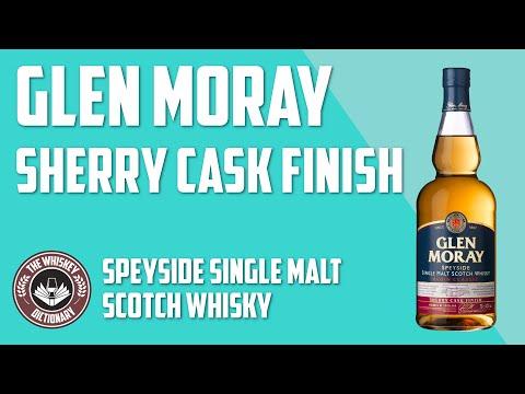 Glen Moray Sherry Cask Finish - Review #54