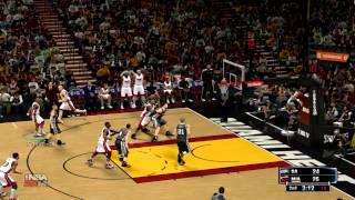NBA 2K14 Gameplay HD