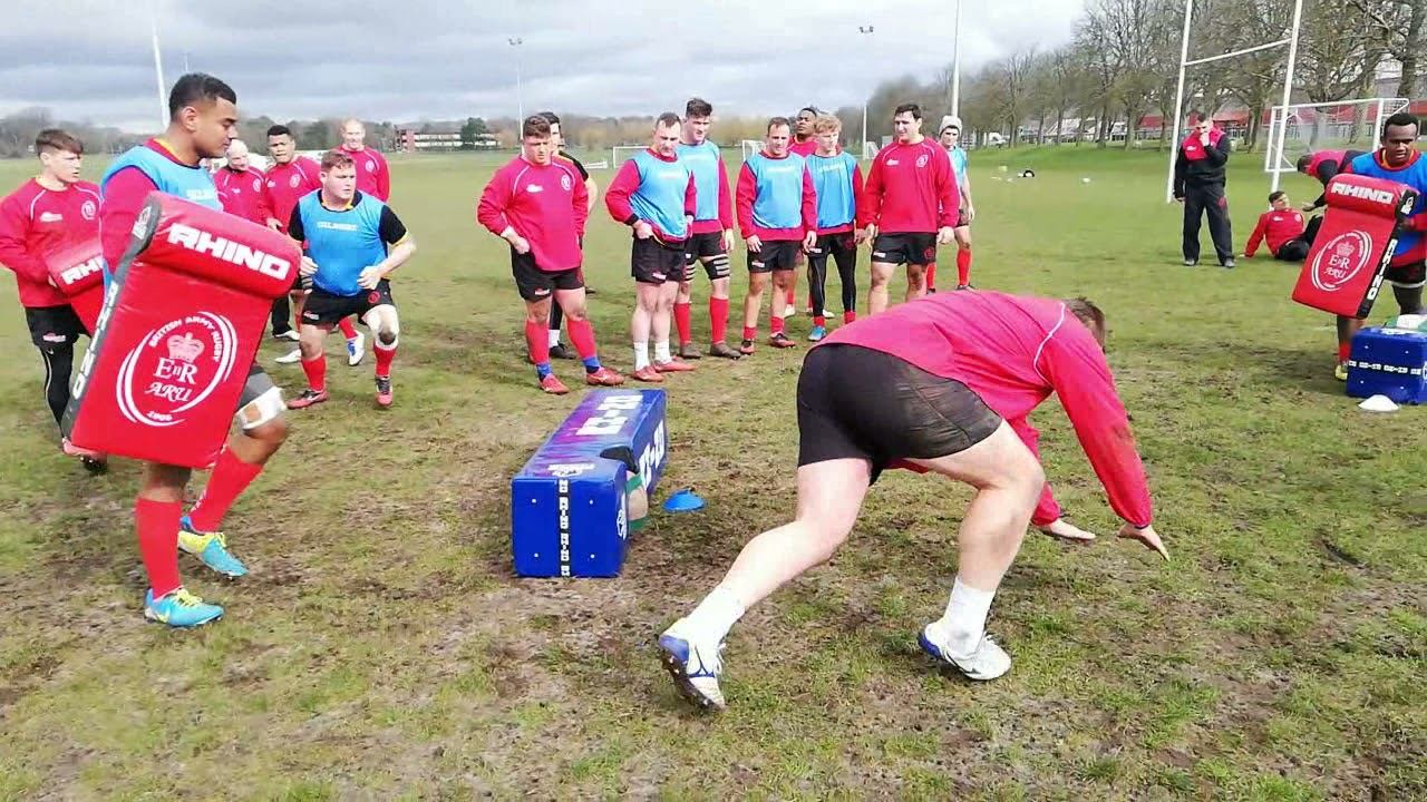 10 MINUTES OF AWESOME RUGBY DRILLS
