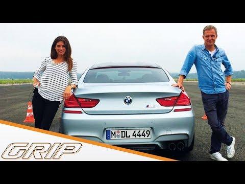 Deutsche Sportcoupés im Duell |BMW M6 vs. Porsche Panamera | GRIP