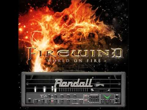 World On Fire - Firewind (Randall V2 Demo)