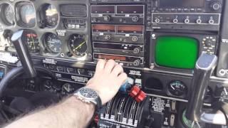 Rombi Di Gloria - Startup Piper PA-34 Seneca II 200T (1981)