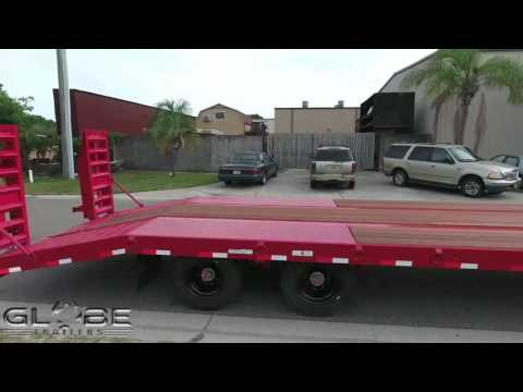 Globe Trailers: Tag Along Trailers