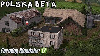 ️Prezentacja mapy - Polska Beta #51 Farming Simulator 17