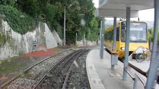 """Stuttgarter """"Zacke"""" - Führerstandsmitfahrt vom Degerloch zum Marienplatz"""