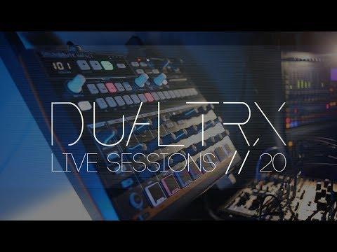Dualtrx - Live Sessions // 20 (Arturia Drumbrute Impact, Minibrute 2S and 0-Coast)