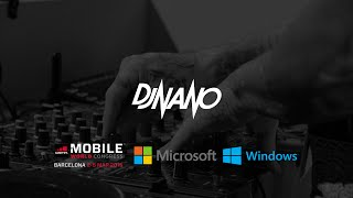 Dj Nano by Microsoft at Mobile World Congress 2015