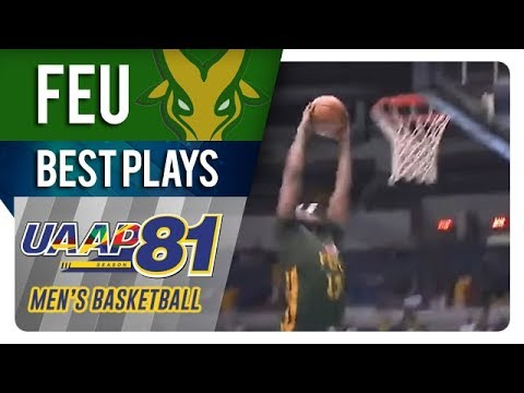 UAAP 81 MB: Prince Orizu has monster double-double in FEU's close loss | FEU | Best Plays