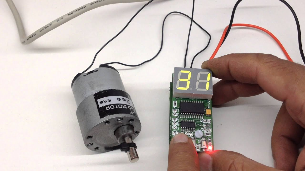 Watch on wiring up a potentiometer