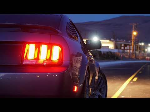Raxiom Vector White Diffusers - Prettiest Tail Lights for your Mustang? (Install + Build Update)