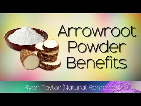 arrowroot-powder:-benefits-and-uses