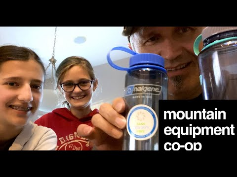 Mountain Equipment Coop - Shopping For Camping Stuff