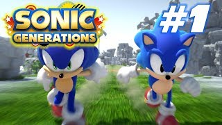 Sonic Generations Playthrough - Part 1
