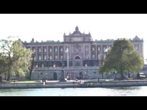The Parliament House, is the seat of the parliament of Sweden, the Riksdag. Stockholm 00043