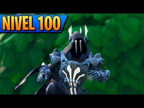 CONSIGO LA NUEVA SKIN DE NIVEL 100 EN FORTNITE: Battle Royale