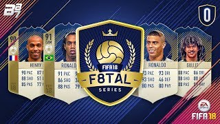 F8TAL SEASON 1! ICONS! | FIFA 18 ULTIMATE TEAM! #0