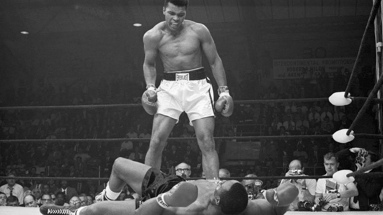 Muhammad Ali - Amazing Speed - YouTube