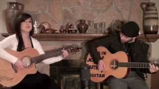 Joel Martin & Selyne Maia - Hey, Soul Sister (Train cover)