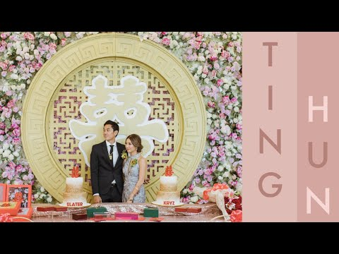 #YoungAndKryzzzie TingHun/ Chinese Engagement | Kryz and Slater
