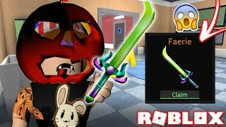 CRAZIEST EXOTIC UNBOXING IN ASSASSIN (Roblox)