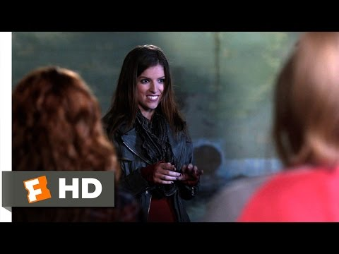 Pitch Perfect (8/10) Movie CLIP - Just the Way You Are (2012) HD