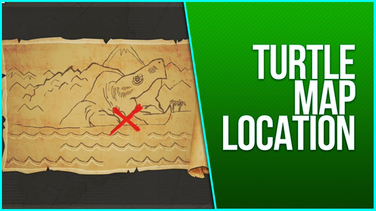 Turtle Map Location Side Mission Guide One Piece World Seeker Youtube