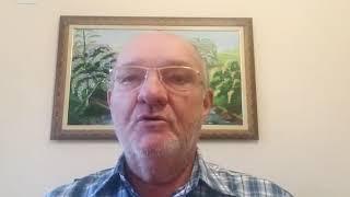 Leitura bíblica, devocional e oração diária (10/11/20) - Rev. Ismar do Amaral