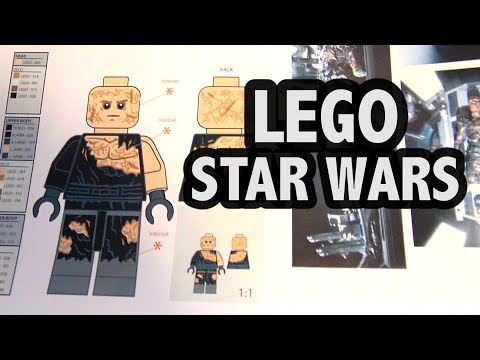 How LEGO Star Wars Sets are Designed