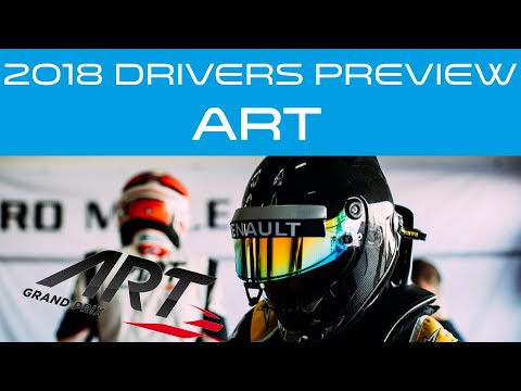 Formula 2 - 2018 Drivers Review - ART