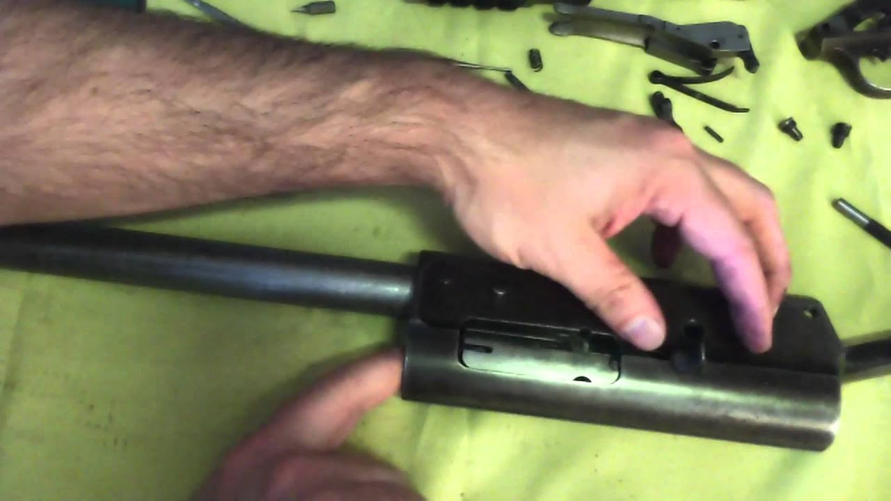 basic firearms disassembly 5 remington model 11 browning auto 5