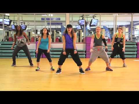 Talk Dirty by Jason Derulo- CLEAN No Rap- Zumba Routine