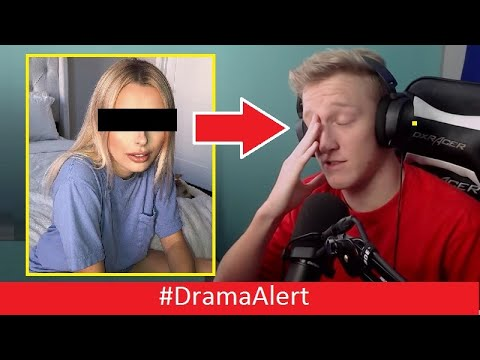 Tfue 's Girlfriend LEAKED! #DramaAlert Deji goes off on KSI again!