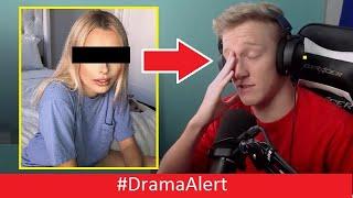 Tfue 's Girlfriend LEAKED! #DramaAlert Deji goes off on KSI again!