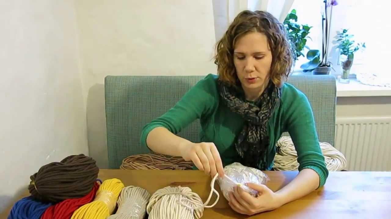 шнуры для вязания ковров продажа шнуров для вязания