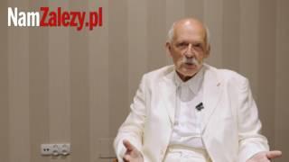 Korwin-Mikke - wywiad na szybko, czyli od Wiplera, Kukiza i PE, aż po Czechy, Chile i Hongkong