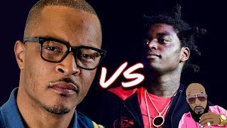 Kodak Black Claps At T.I. And Shades Entire FAMILY TINY Is LIVID!