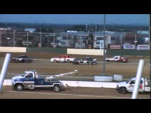 Walsh Racing Team-Pure Stock Heat Race 6/12/15 @ Outlaw Motor Speedway