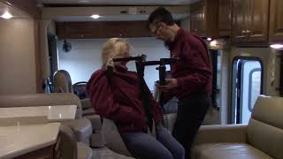 Multi-Lift Wheelchair-Accessible Motor Home RV Class A