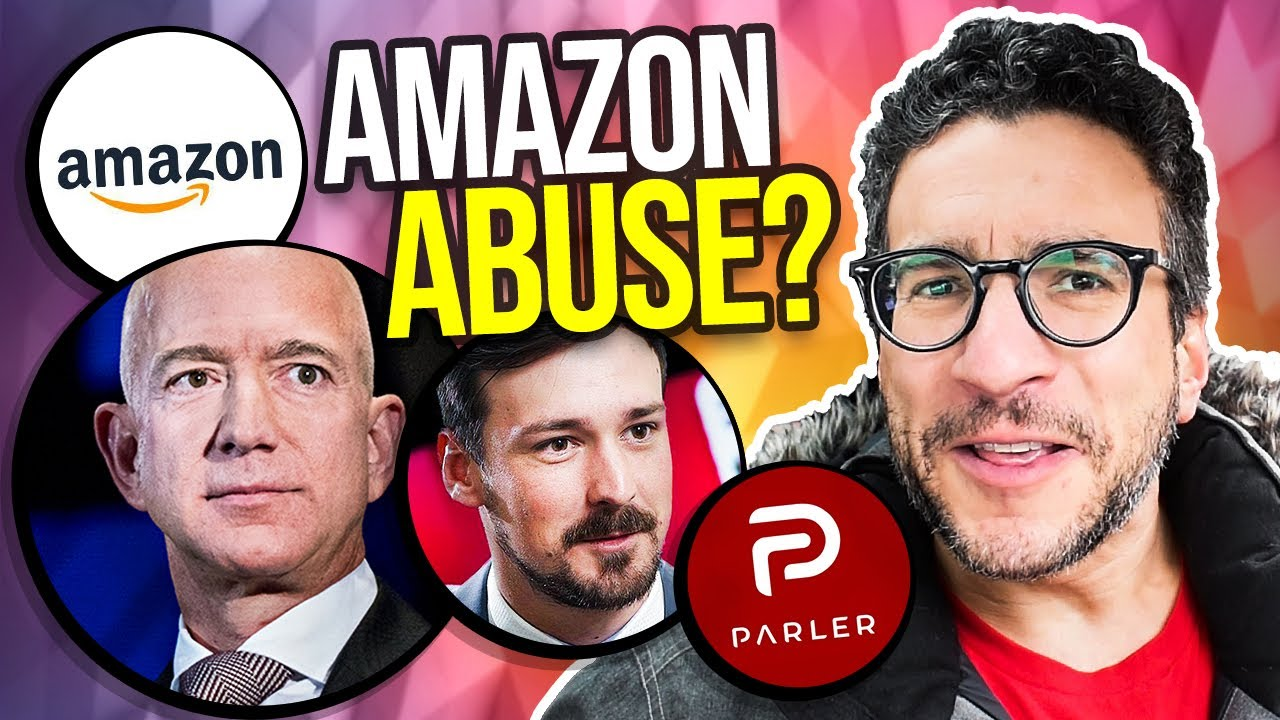 Is Amazon GOING DOWN? Lawyer Explains Parler's Response - Viva Frei Vlawg - download from YouTube for free