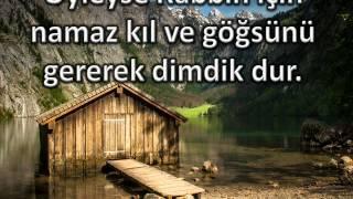 108. Kevser Suresi Meali / İslami video - Dini video