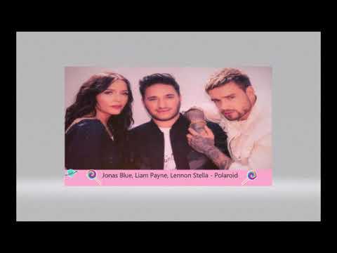 Jonas Blue, Liam Payne, Lennon Stella - Polaroid -(official instrumental)