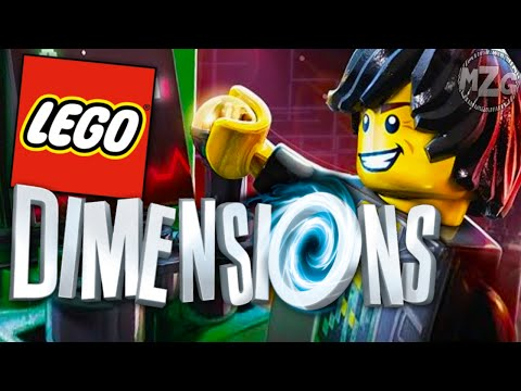 Midway Arcade Level Pack! - LEGO Dimensions Gameplay