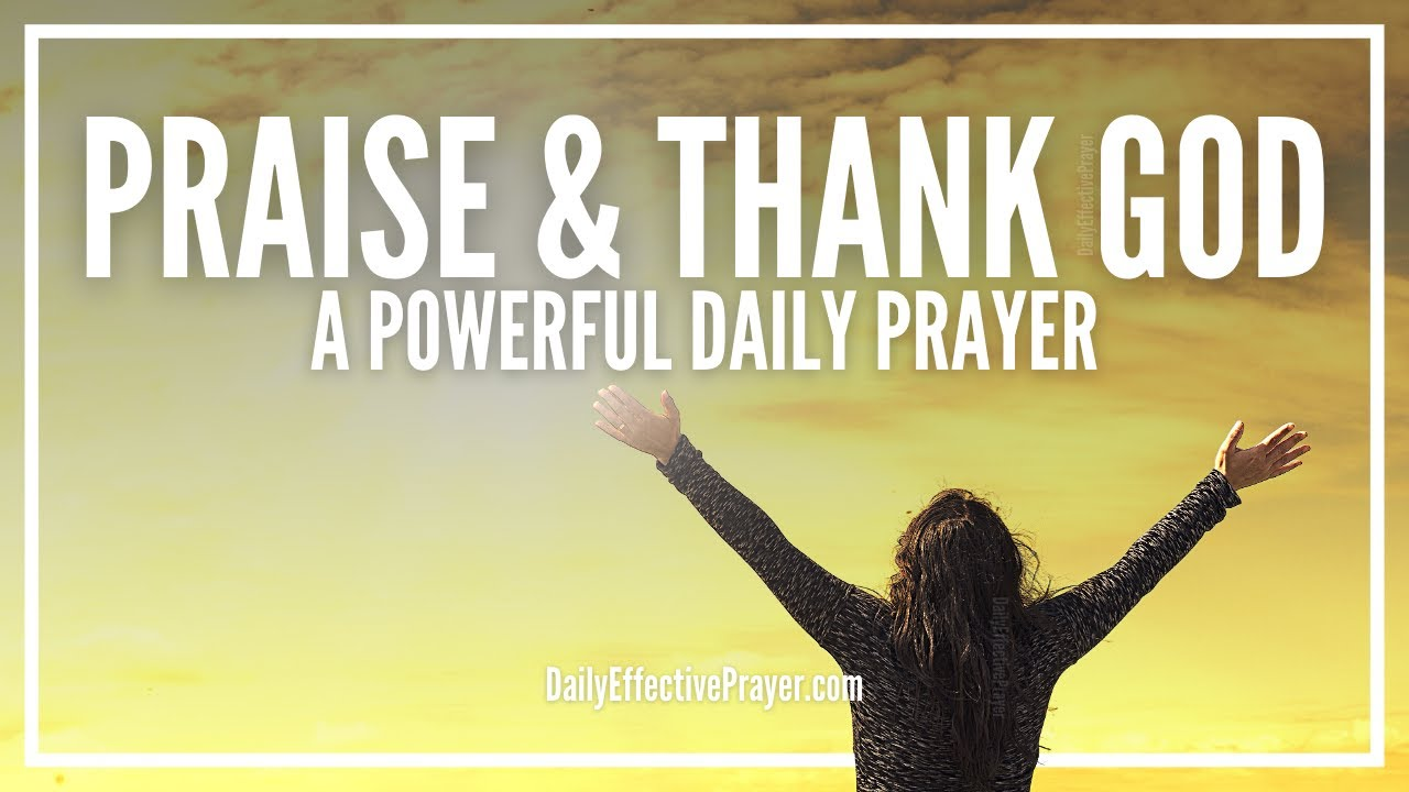 Image result for praise and thanksgiving
