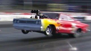 SCSN Pro Street Drag Racing, 3rd Round Qualifying, 2008 thumbnail