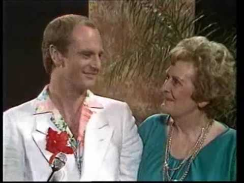 Peter Allen appearing on 'This is Your Life' - c1978/9? with Roger Climpson.