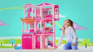 Mattel Barbie Dream House 2015 Doll Play Furniture Set 3 Story Elevator Parts