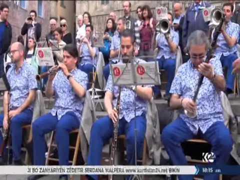 Gani Mirzo li Kurdistan 24 tv