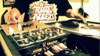 DJ MIKEY P - SCRATCH PRACTICE 1