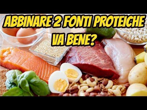 FONTI PROTEICHE: MANGIARE INSIEME 2 FONTI PROTEICHE DIVERSE? +Fonti Animali e Vegetali* PILLOLA 4#
