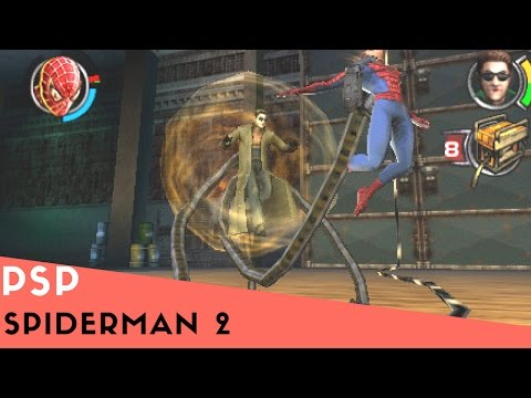 PSP Longplay #7: Spiderman 2